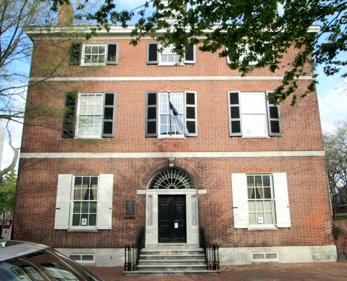 Hill-Physick-Keith House